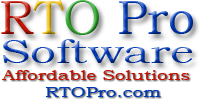 Return to RTO Pro Main Page
